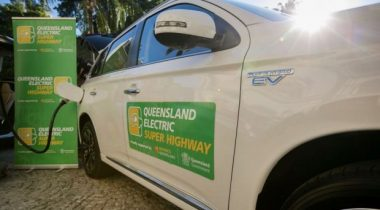 Electric Car Charging Stations To Be Built Across Queensland