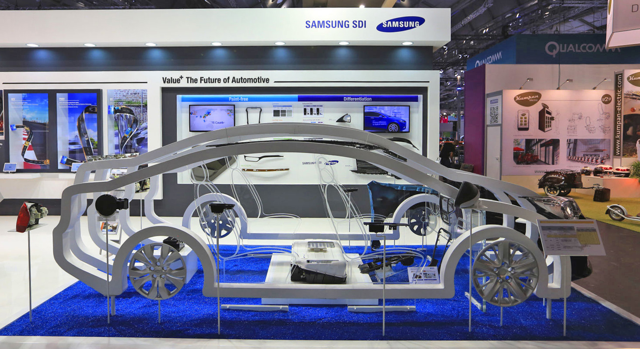 Samsung Ev Battery Offers 600km Range With 20 Minutes Of Charge