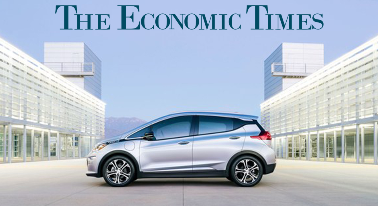 General Motors Plans To Launch 10 Electric Cars In China