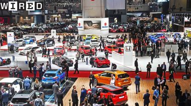 Electric vehicles feature prominently at 2018 Geneva Motor Show