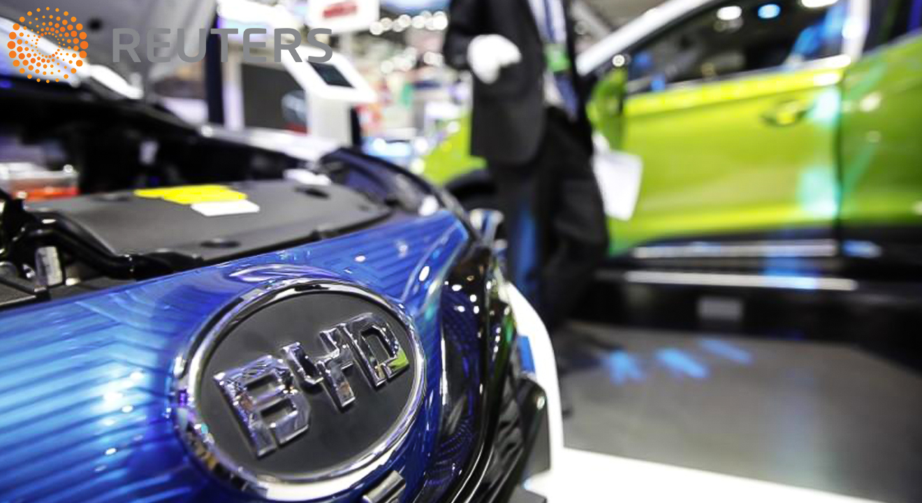 Chinese Carmaker BYD Close To Completing Battery Recycling Plant - Plant city car show 2018