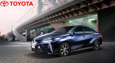 Toyota Aims for Sales of More Than 5.5 Million Electrified Vehicles Per Year By 2030