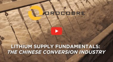 Orocobre's Chinese Lithium Conversion Market Analysis