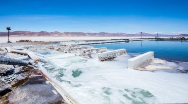 THE LITHIUM SPOT E-ZINE SPEAKS WITH OROCOBRE MD/CEO RICHARD SEVILLE