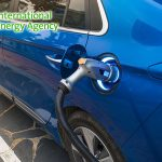 There were about 430,000 publicly accessible EV chargers worldwide in 2017