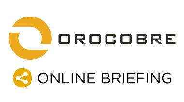Orocobre Market Update Online Briefing
