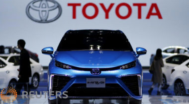 Toyota to Increase EV Production Capacity in China by 20 percent