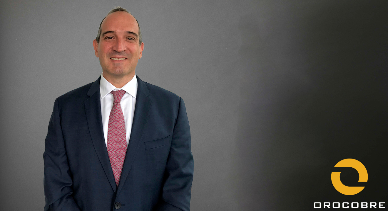 Orocobre's New CEO and MD Martín Pérez de Solay