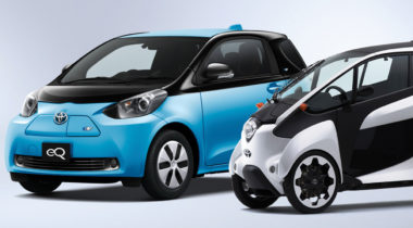 Top 3 Automakers & their Electric Vehicle plans