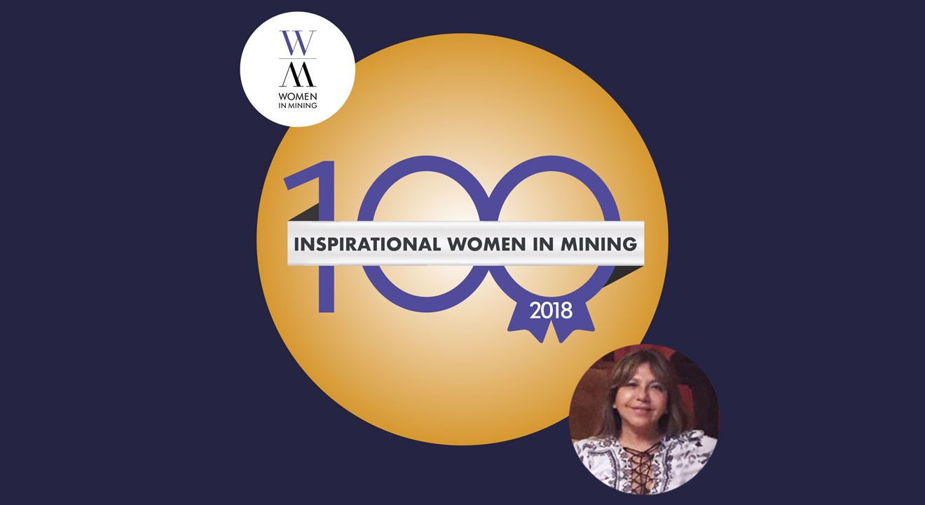 100 INSPIRATIONAL WOMEN IN MINING artwork Silvia Rodriguez Orocobre Limited