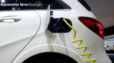 VW, China spearhead $300 billion global drive to electrify cars