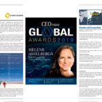 CEO TODAY MAGAZINE'S 2019 CEO GLOBAL AWARDS WINNERS' EDITION