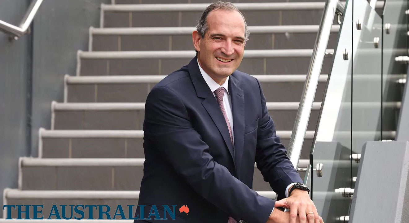 Orocobre Limited Managing Director & CEO Martín Pérez De Solay speaks with The Australian newspaper