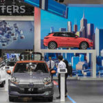 Chinese electric car maker BYD's first-quarter profit up 632 percent