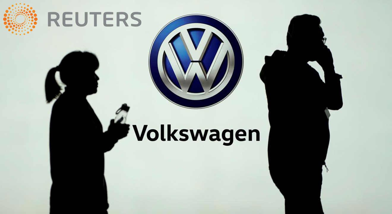 VOLKSWAGEN TO INVEST OVER $1 BILLION ON A BATTERY PRODUCTION PLANT IN GERMANY