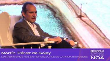CEO & MD Martín Pérez De Solay participates in lithium panel discussion