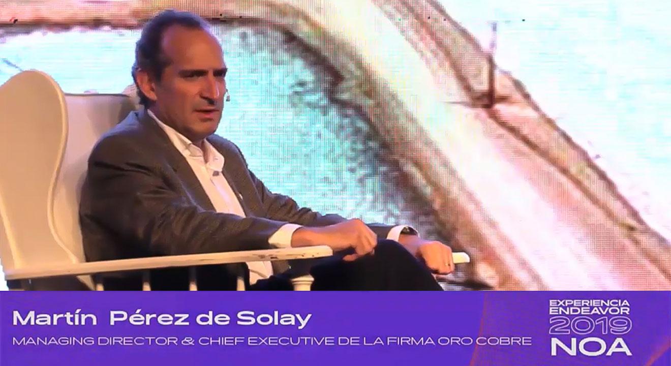 Orocobre CEO participates in lithium panel discussion at ENDEAVOR NOA 2019