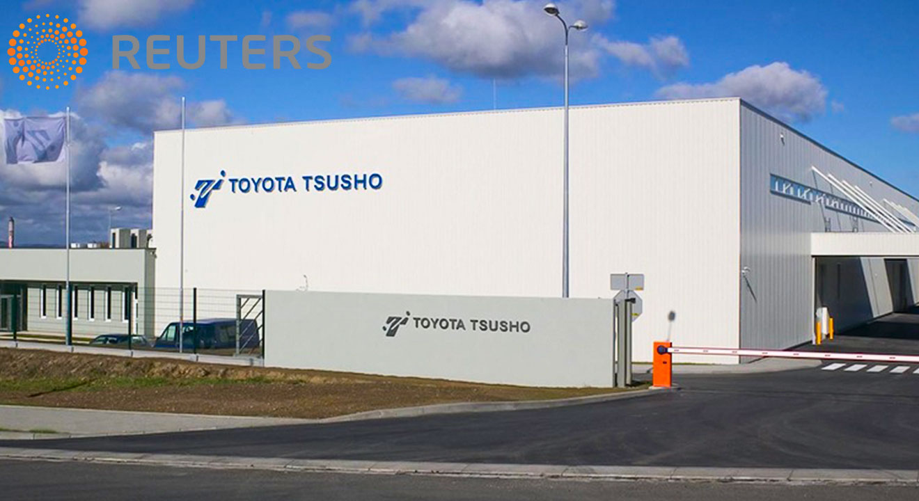 Orocobre Joint Venture Partner Toyota Tsusho Corporation's corporate office