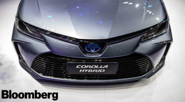 Toyota Strikes Deal With World's Top Supplier of Electric Car Batteries