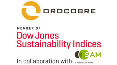 Orocobre proud to again be included in Dow Jones Sustainability Indices