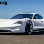 Porsche Unveils The Taycan Its First-Ever Fully Electric Car
