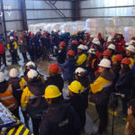 Olaroz Stage 2 Expansion Press Conference at the Sales de Jujuy Olaroz Lithium Facility in September 2019