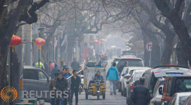 Beijing outlines plans to improve air quality more in 2020, use more new energy vehicles