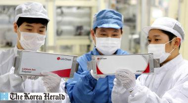 Korean Battery Makers Forecast Better 2020
